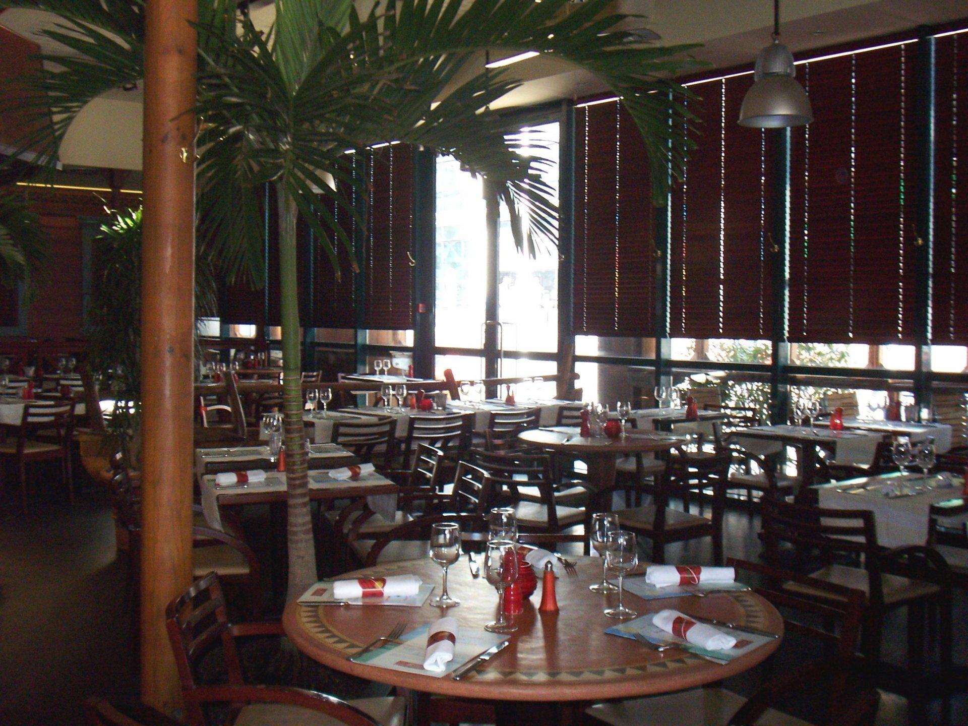 Repas entreprise Restaurant tendance / ambiance