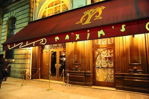 Repas entreprise dans un lieu mythique Parisien près de Concorde restaurant groupe