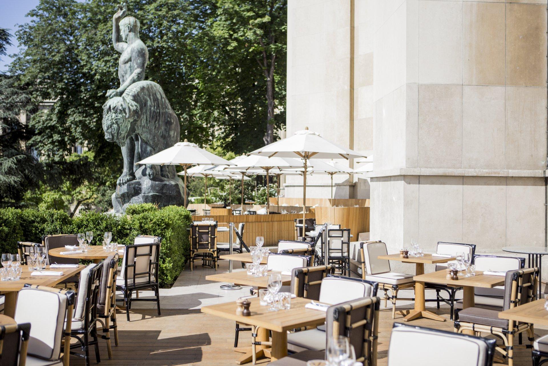 浪漫巴黎餐廳#4 CAFÉ DE L'HOMME
