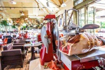 Repas entreprise dans un cadre enchanteur restaurant groupe Neuilly Sur Seine 92