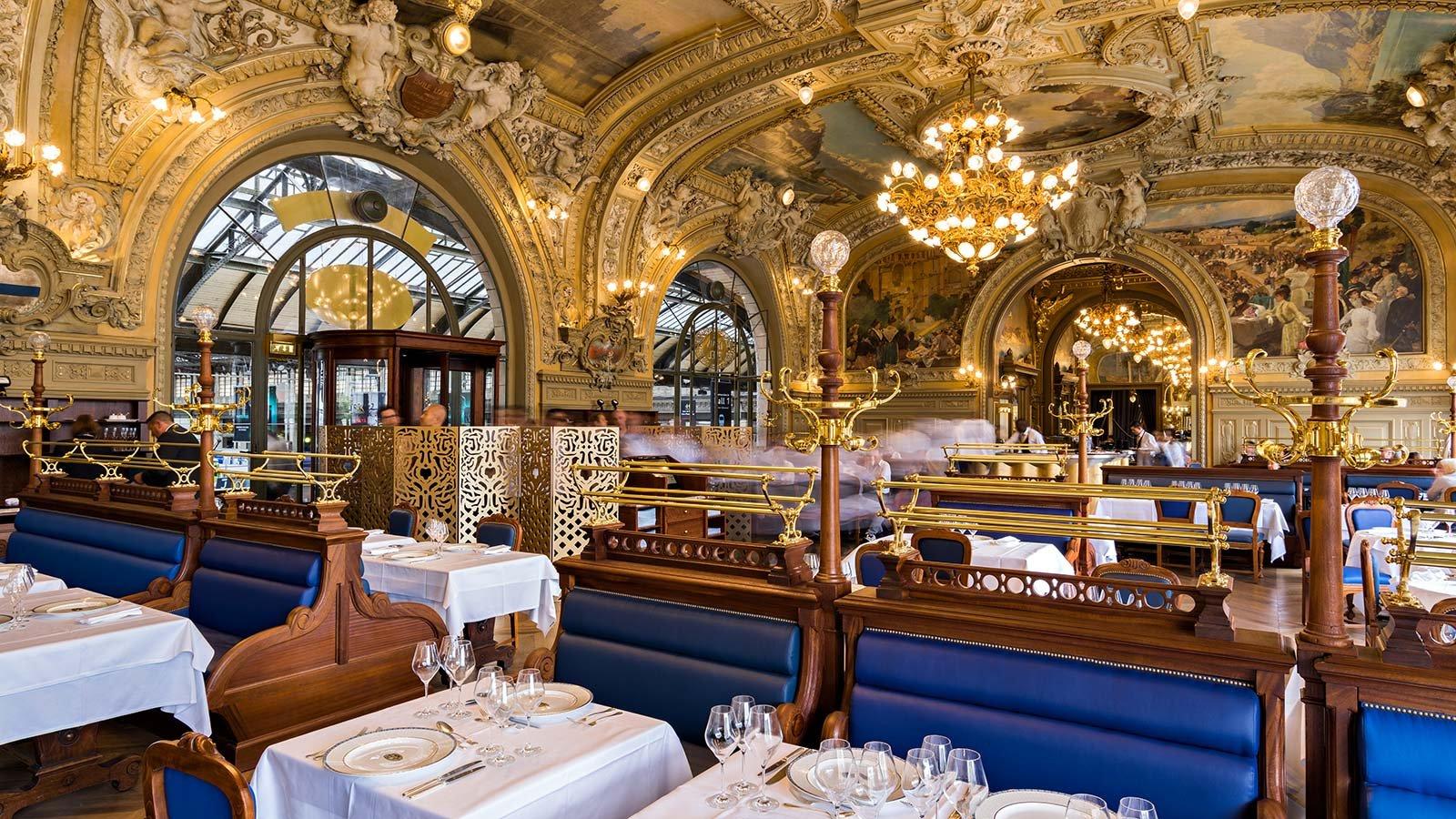 Repas entreprise Brasserie classée Monument Historique Paris 12 restaurant groupe Paris 12