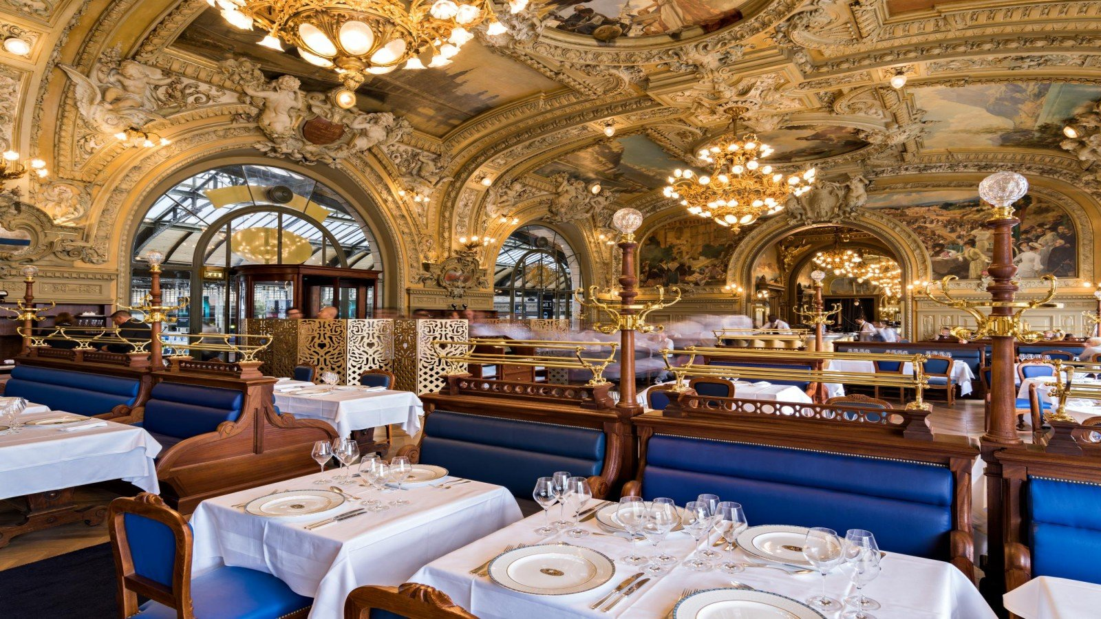 Restaurant Laurent Paris Michelin