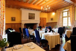 Restaurant Brantôme Château de la Côte