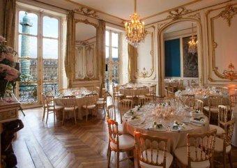 Repas entreprise dans un lieu de prestige restaurant groupe PARIS 1 75