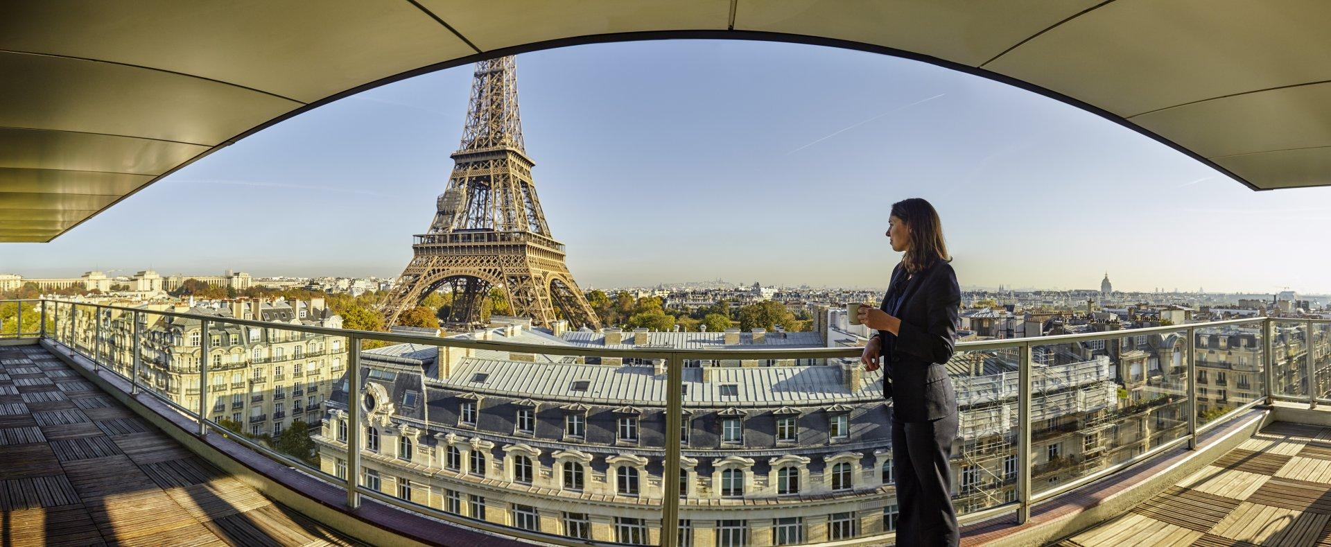 Pullman Paris Tour Eiffel****