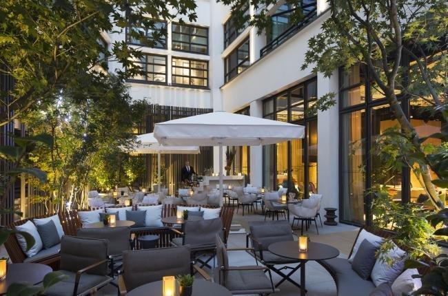 Restaurant Paris Chiquette, Le Cinq Codet