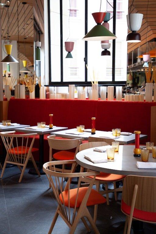 Restaurant Paris Cucina Mutualité, Alain Ducasse