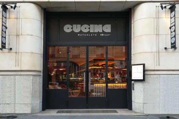 Cucina Mutualité, Alain Ducasse
