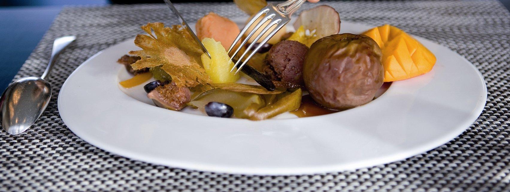 Restaurant Ouistreham La Mare o Poissons Tentation