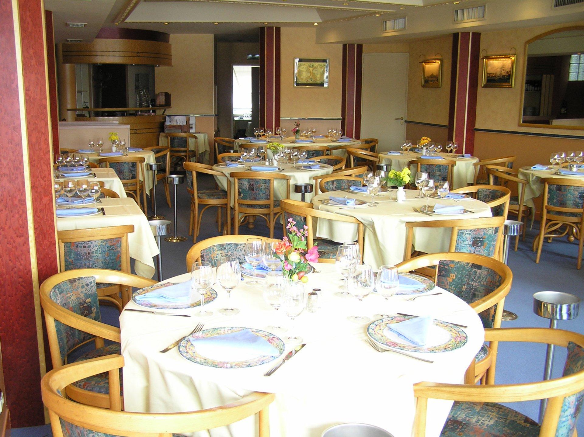 Restaurant Cherbourg Café de Paris (50)