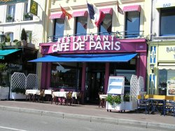 Restaurant Cherbourg Café de Paris (50)