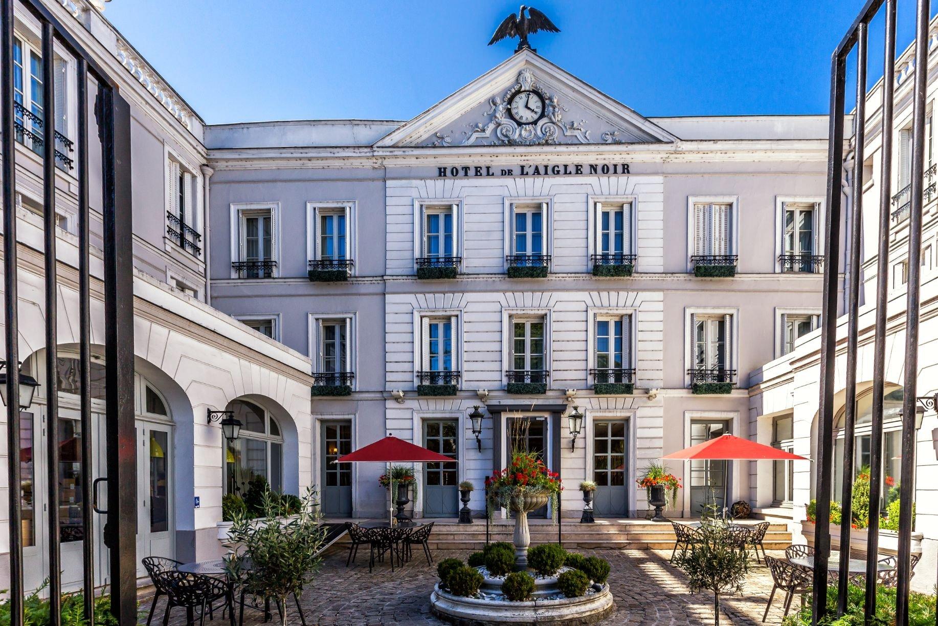 Aigle Noir Hôtel****