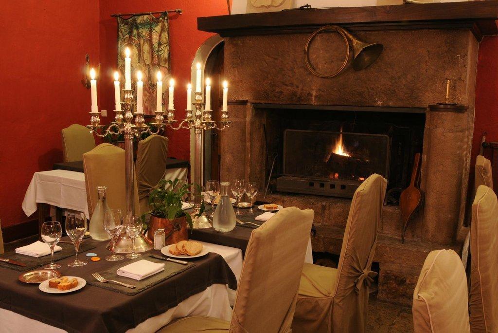 Restaurant Meyrueis Château d\'Ayres