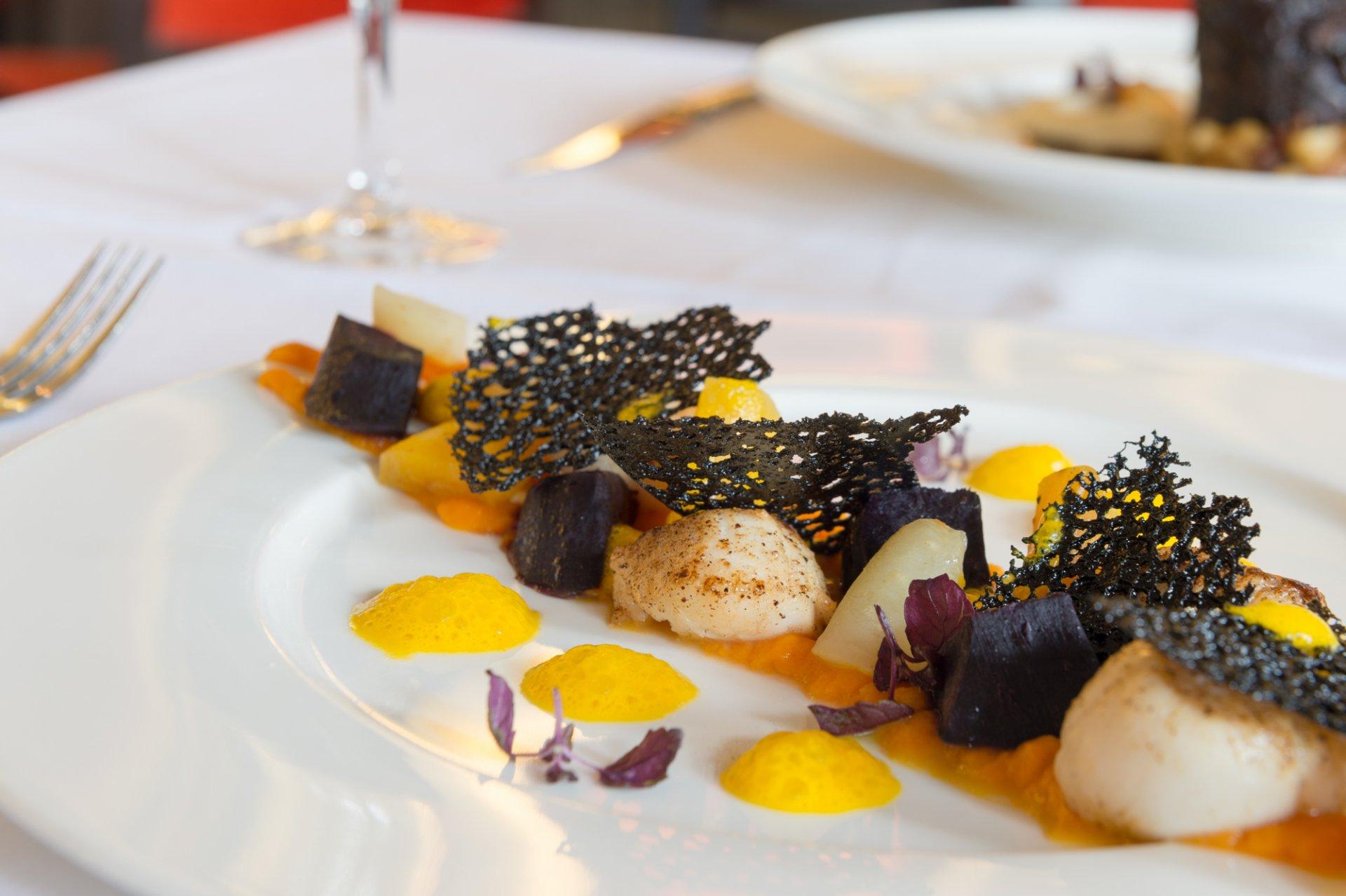 Restaurant Provins Restaurant Aux Vieux Remparts