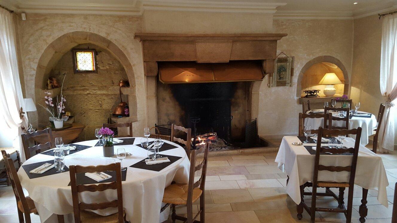 Restaurant Alise Sainte Reine Auberge du Cheval Blanc (21)