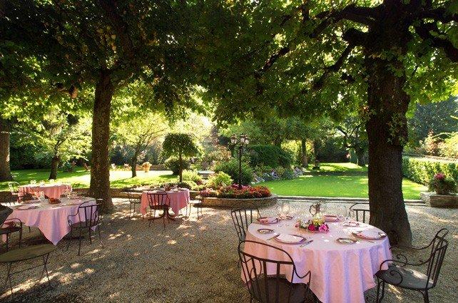 Restaurant Bresson Hotel Chavant