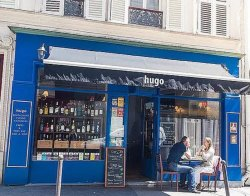Restaurant Paris Hugo