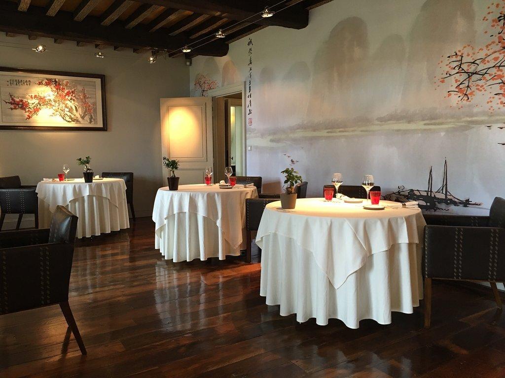 Restaurant Colombey les Deux Eglises Hostellerie la Montagne Tentation