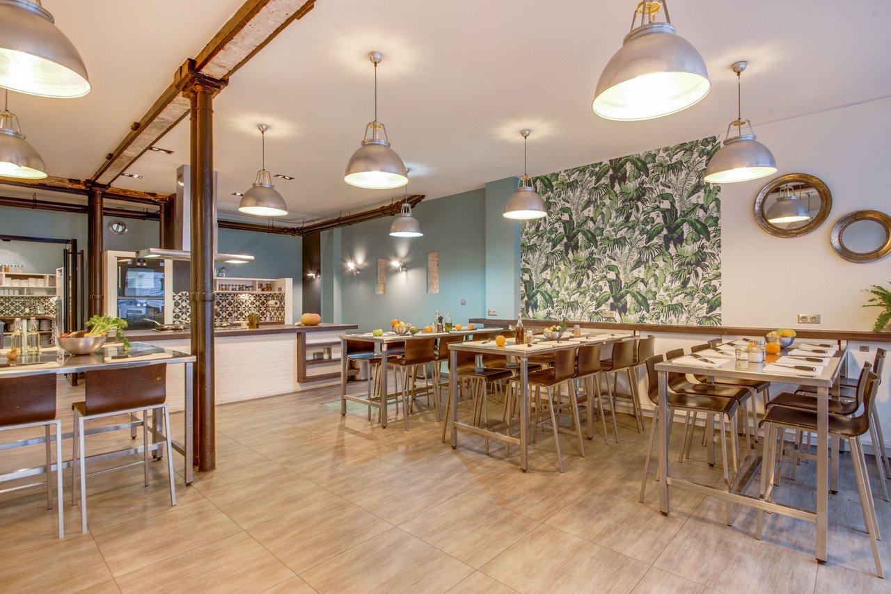 Atelier cuisine et diner d gustation beaubourg paris for Atelier cuisine paris