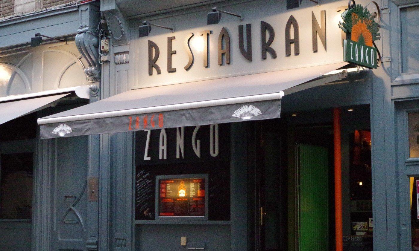 Restaurant Lille Zango Lille Découverte
