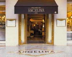 Restaurant Paris Angelina Rivoli Brunch