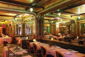 Restaurant Paris Mollard Découverte