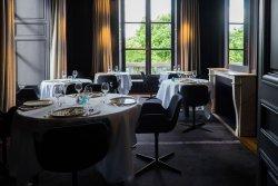 Repas entreprise grand nom de la Gastronomie Paris 17 restaurant groupe Paris 6