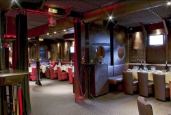Restaurant groupe péniche sur la Seine restaurant groupe Ivry-sur-Seine 94