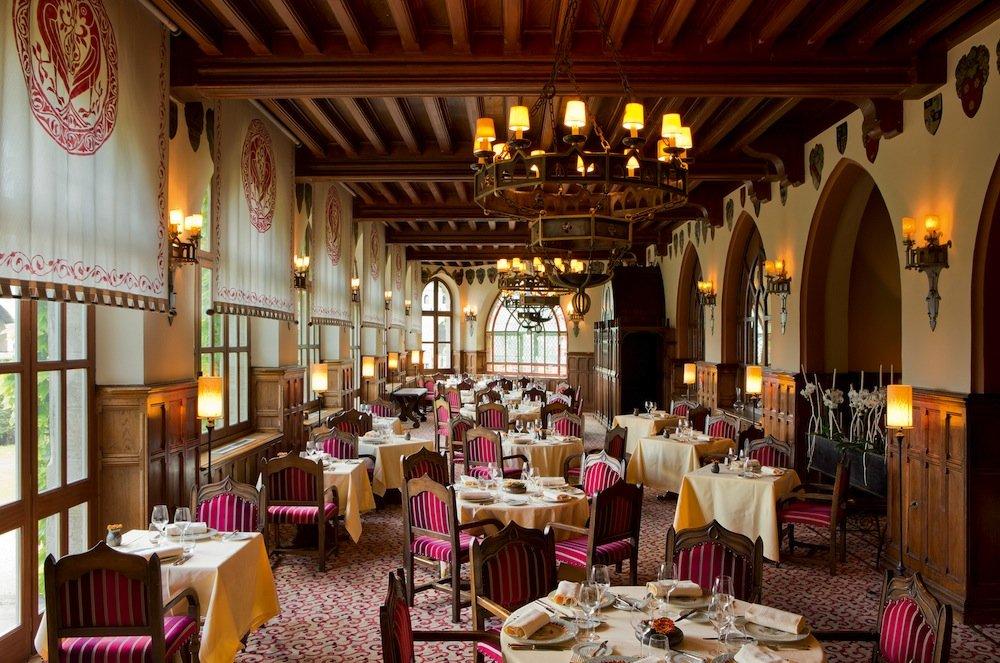 Restaurant Carcassonne La Barbacane, Hôtel de la Cité MGallery