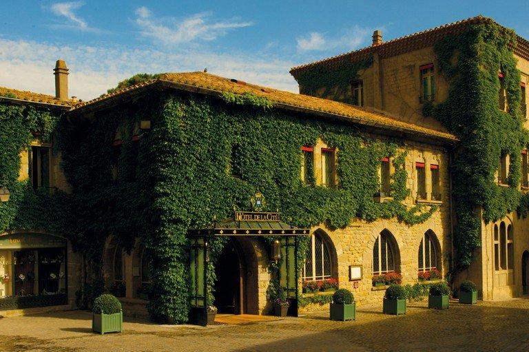 La Barbacane, Hôtel de la Cité MGallery
