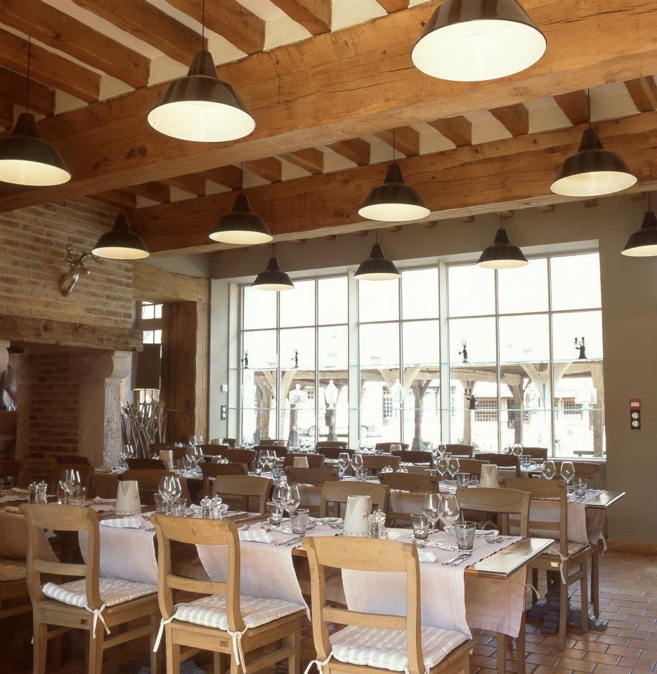 Restaurant Hôtel La Licorne Lyons la Forêt Eure :