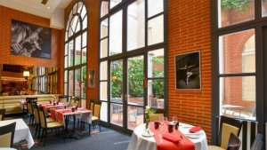 Restaurant Toulouse 7 du Plaza, Crowne Plaza
