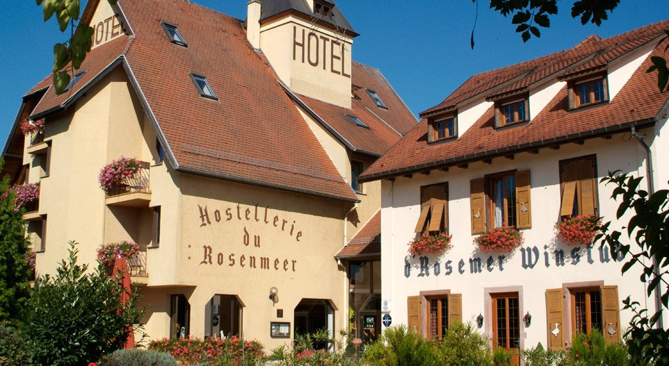 Hostellerie de Rosenmeer**